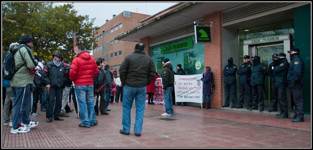 Acción Bankia Espartales